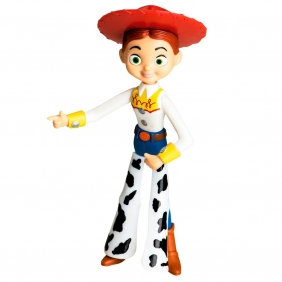 Boneca Jessie Toy Story Em Vinil Atóxico Original Licenciado - Líder
