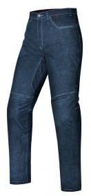 Calça Jeans X11 Feminina Ride Kevlar Azul Motociclista Com Proteção