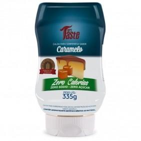 Calda de Caramelo Zero Sódio Zero Açúcar Zero Cal Mrs. Taste 335g