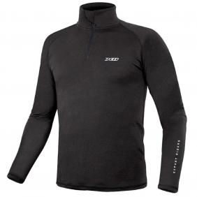 Camiseta X11 Climate 2.2 Preta Segunda Pele Térmica Motoqueiro Motociclista Ciclista Treino Corrida