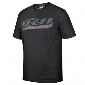 Camiseta X11 Metric Algodão Manga Curta Gola Redonda Motociclista Ciclista