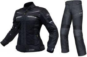Jaqueta X11 Breeze Feminina + Calça X11 Breeze Feminina Ventilada Com Proteção