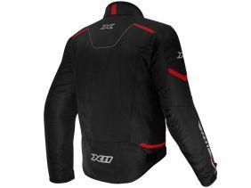 Jaqueta X11 Guard 2 Com Proteção Masculina Vermelha Motociclista Motoqueiro