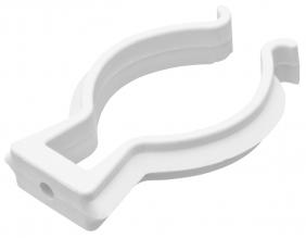 Kit Abraçadeira Para Lampada Tubular T8 + Soquete Para Lampada Tubular T8 Fluorescente ou Led