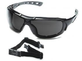 Óculos De Proteção Steelflex Tático Bike Moto Roma Ca 40903