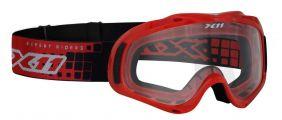 Óculos Proteção Motocross Trilha MX 2 X11 Com Lente Anti-risco