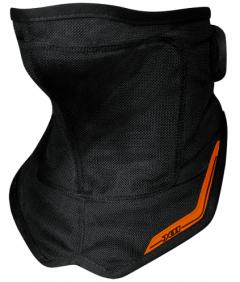 Protetor de Pescoço Ventilado Anti Linha Com Cerol Pescoceira Motociclista