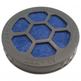 Refil Filtro Cartucho Para Máscara Respirador Alltec Mastt P2 Pff2 Epi CA 10463 Proteção Pó Poeira Pintura Nevoas