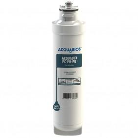 Refil Para Filtro Purificador de Água Compatível Com Filtros Electrolux Acqualux PC-PH-PE Acquabios