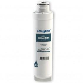 Refil Para Filtro Purificador de Água Compatível Com Filtros Electrolux PE10B PE10X Acqualux PE Acquabios