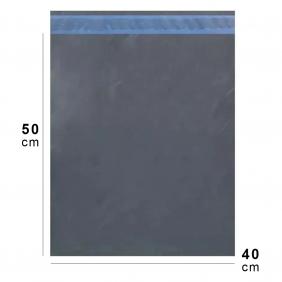 Saco Para Correios Envelope Plástico 50x40cm Embalagem Para E-commerce Com Lacre de Segurança Inviolável