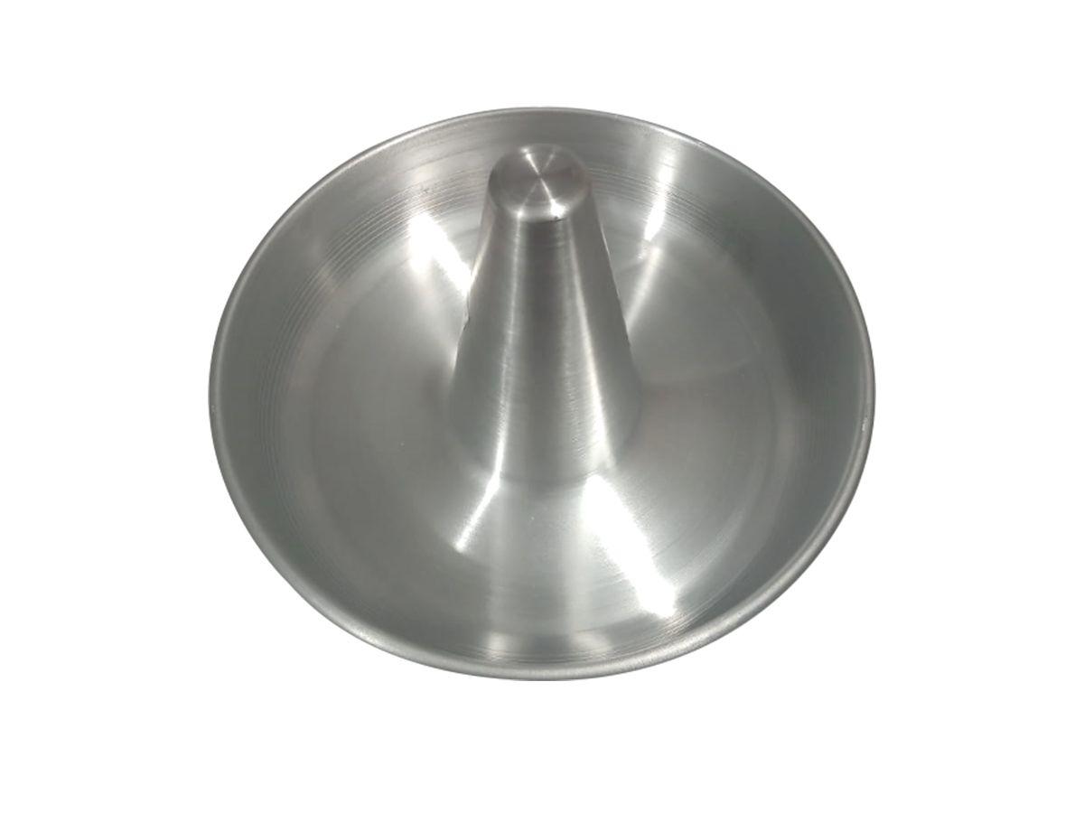 Assadeira Para Frango Assado Forma Para Assar Chester de Alumínio
