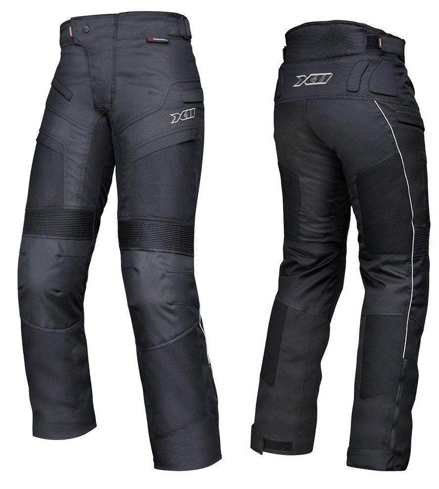 Calça Breeze X11 Ventilada Feminina Com Proteção Motociclista