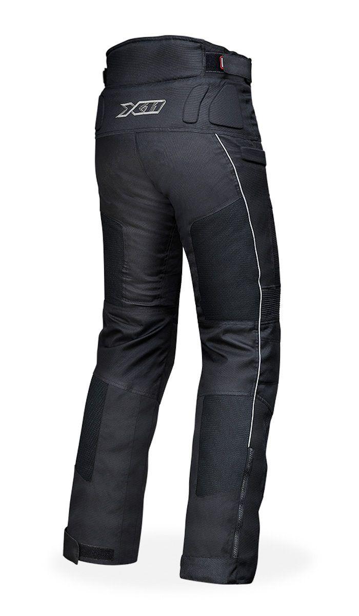 Calça Breeze X11 Ventilada Masculina Com Proteção Motociclista