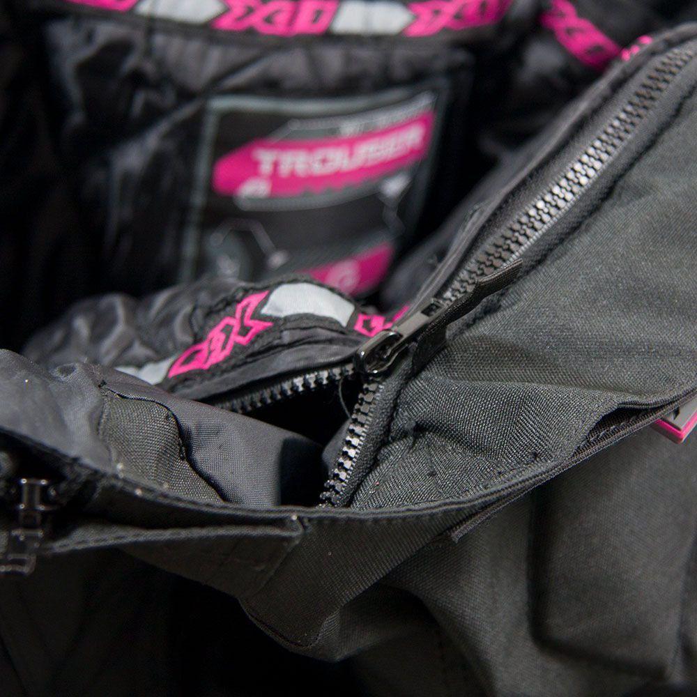 Calça Extreme Air X11 Feminina Com Proteção Motociclista