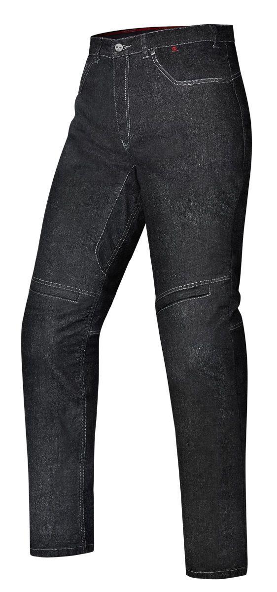 Calça Jeans X11 Feminina Ride Kevlar Preta Motociclista Com Proteção