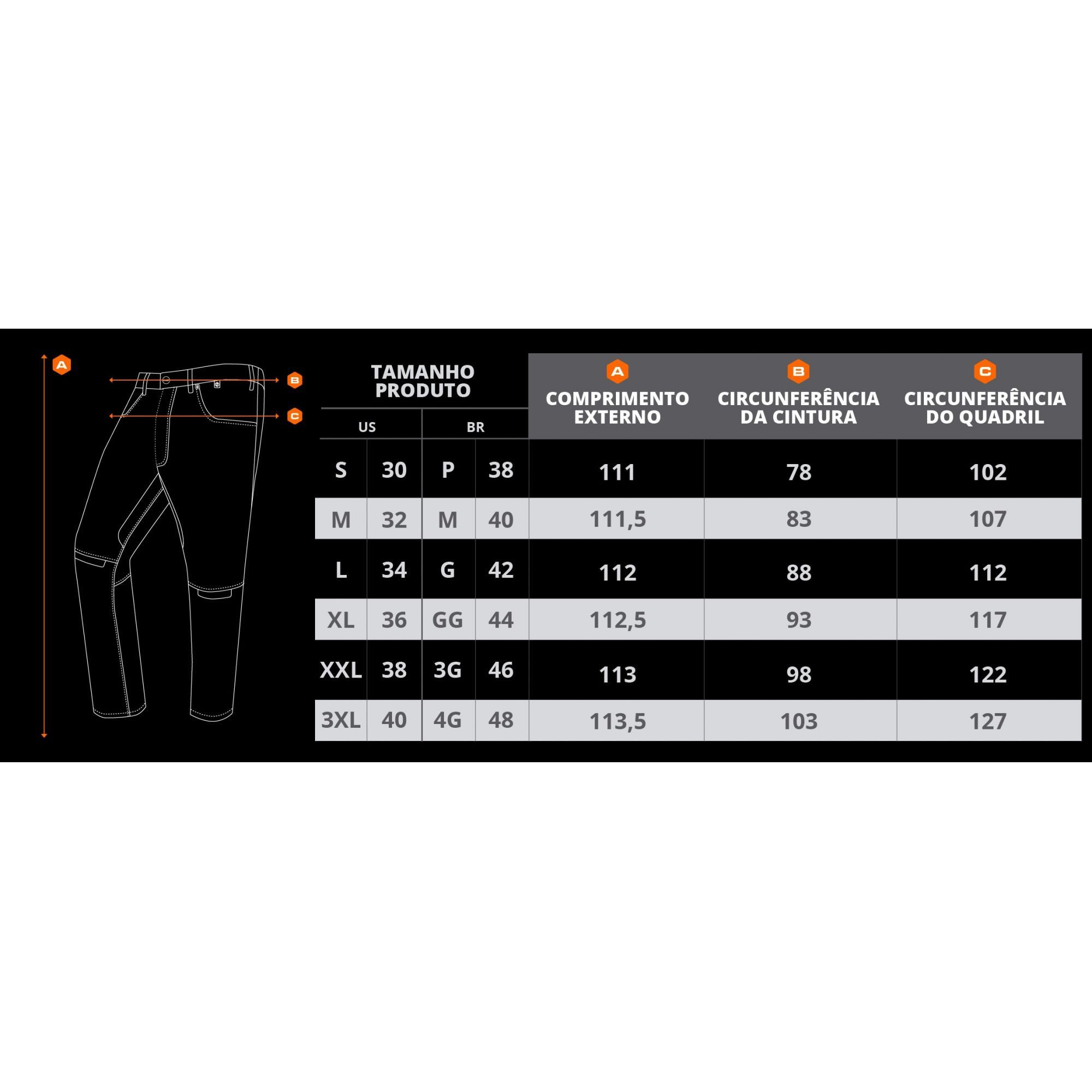 Calça Jeans X11 Masculina Ride Kevlar Preta Motociclista Com Proteção  - EPM Acessórios