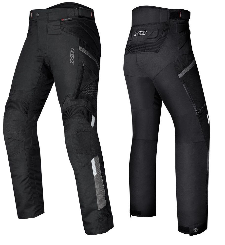 Calça X11 Troy 2 Feminina 100% Impermeável Com Proteção Motociclista