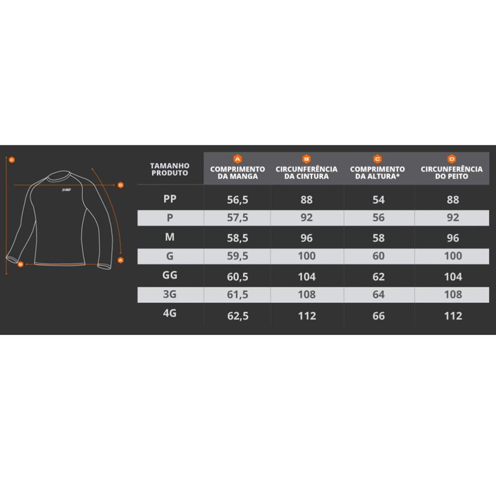 Camiseta Climate 2 X11 Preta Segunda Pele Térmica Motoqueiro Motociclista Ciclista Natação Treino Corrida  - EPM Acessórios