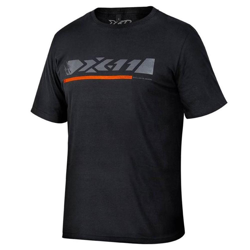 Camiseta X11 Dart Algodão Manga Curta Gola Redonda Motociclista Ciclista