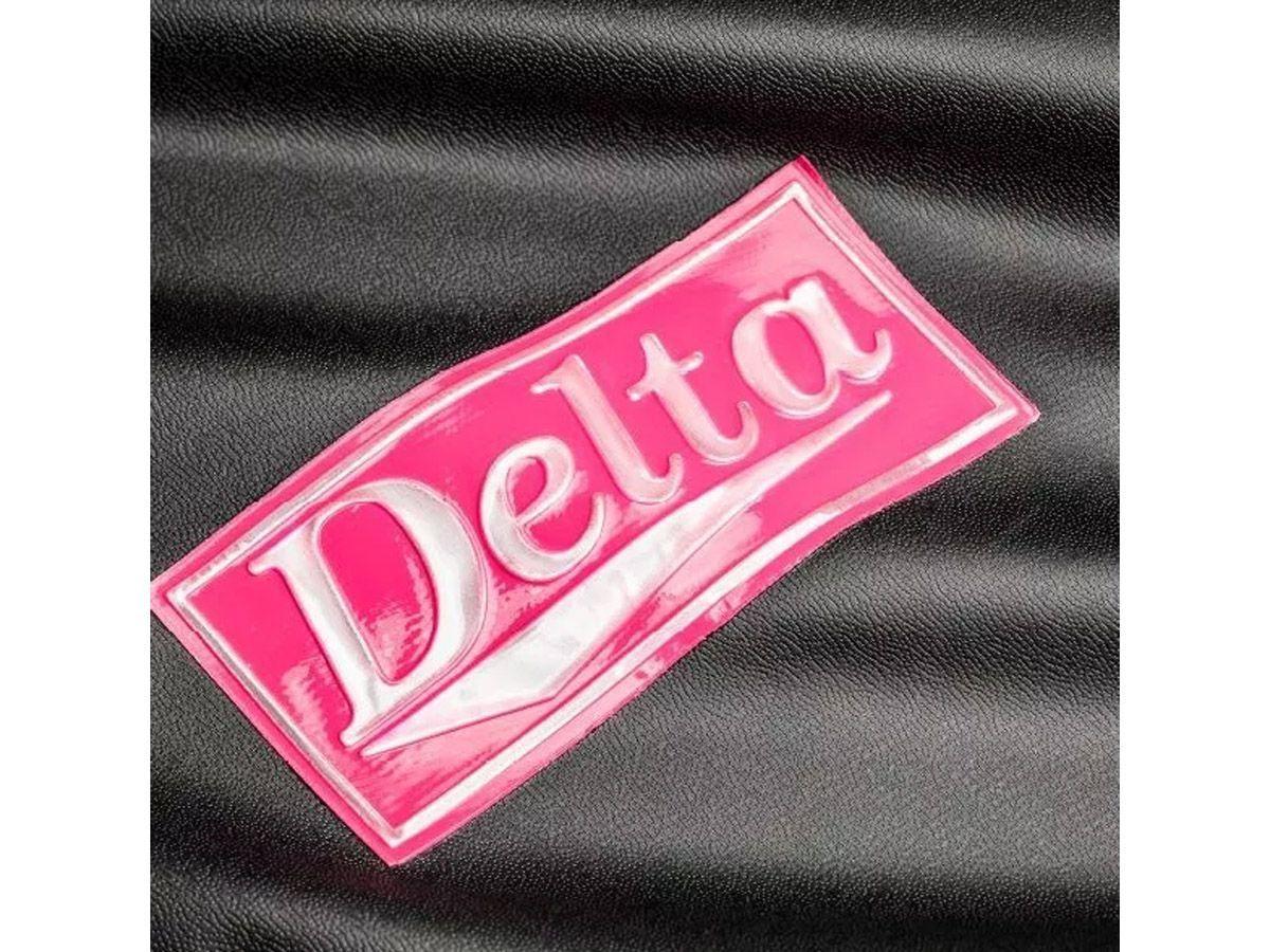Capa de Chuva Feminina Delta PVC Motociclista + Balaclava