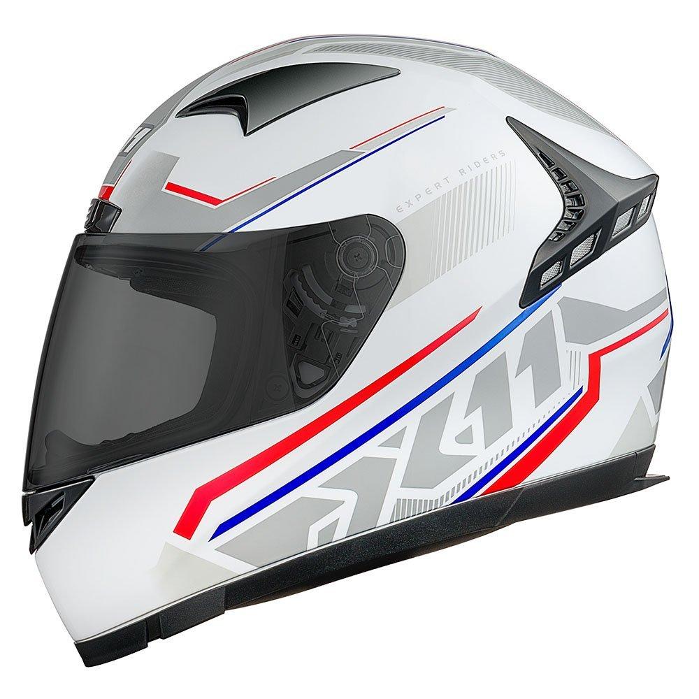 Capacete X11 Volt Dash Fechado Motociclista Motoqueiro Motoboy