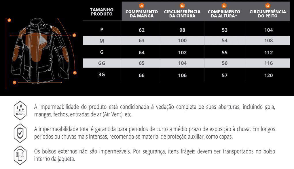 Jaqueta X11 Travel 2 Feminina + Calça X11 Travel 2 Feminina 100% Impermeável Com Proteção
