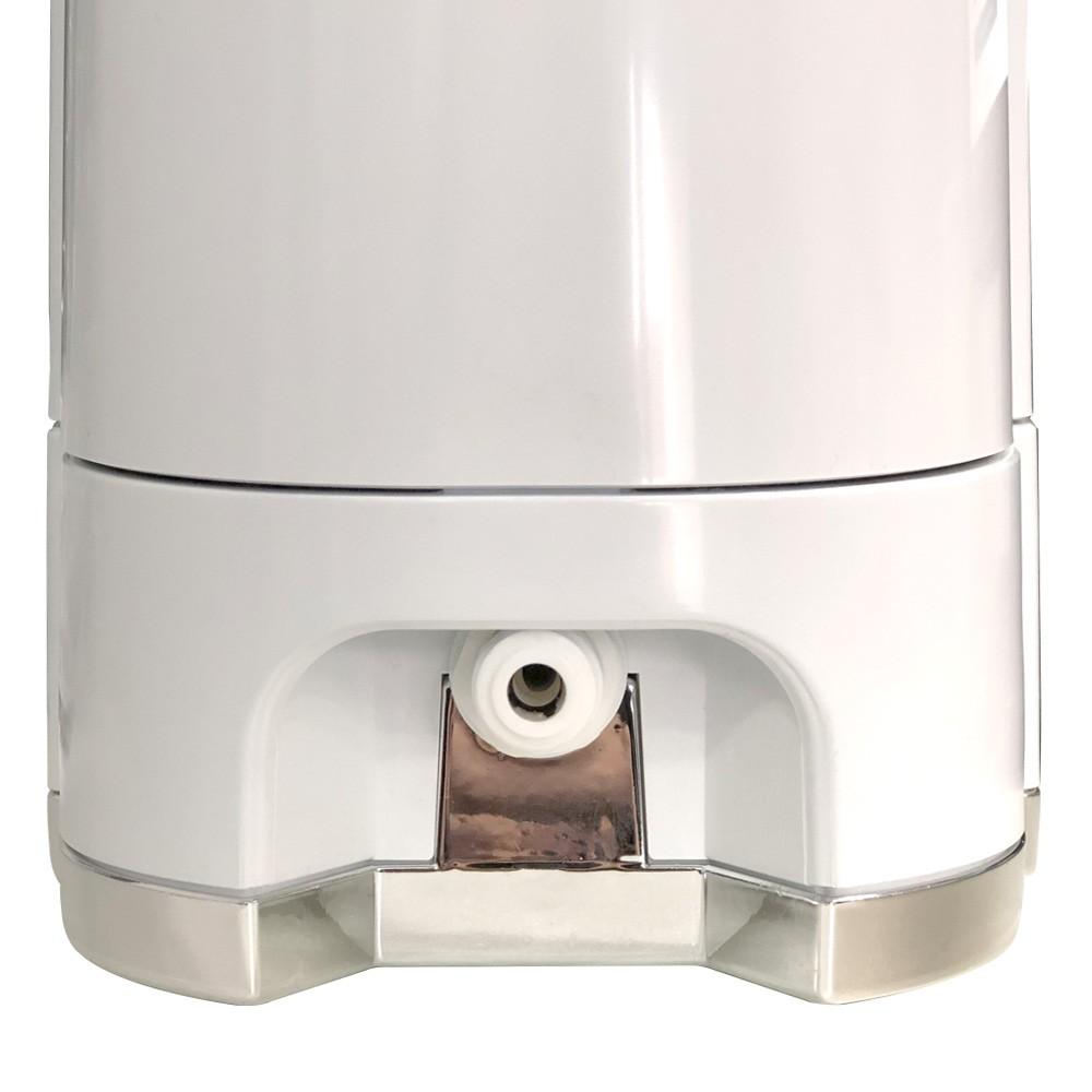 Filtro Purificador de Água Linha Easy Rose Gold Com Tripla Filtração Original Acquabios