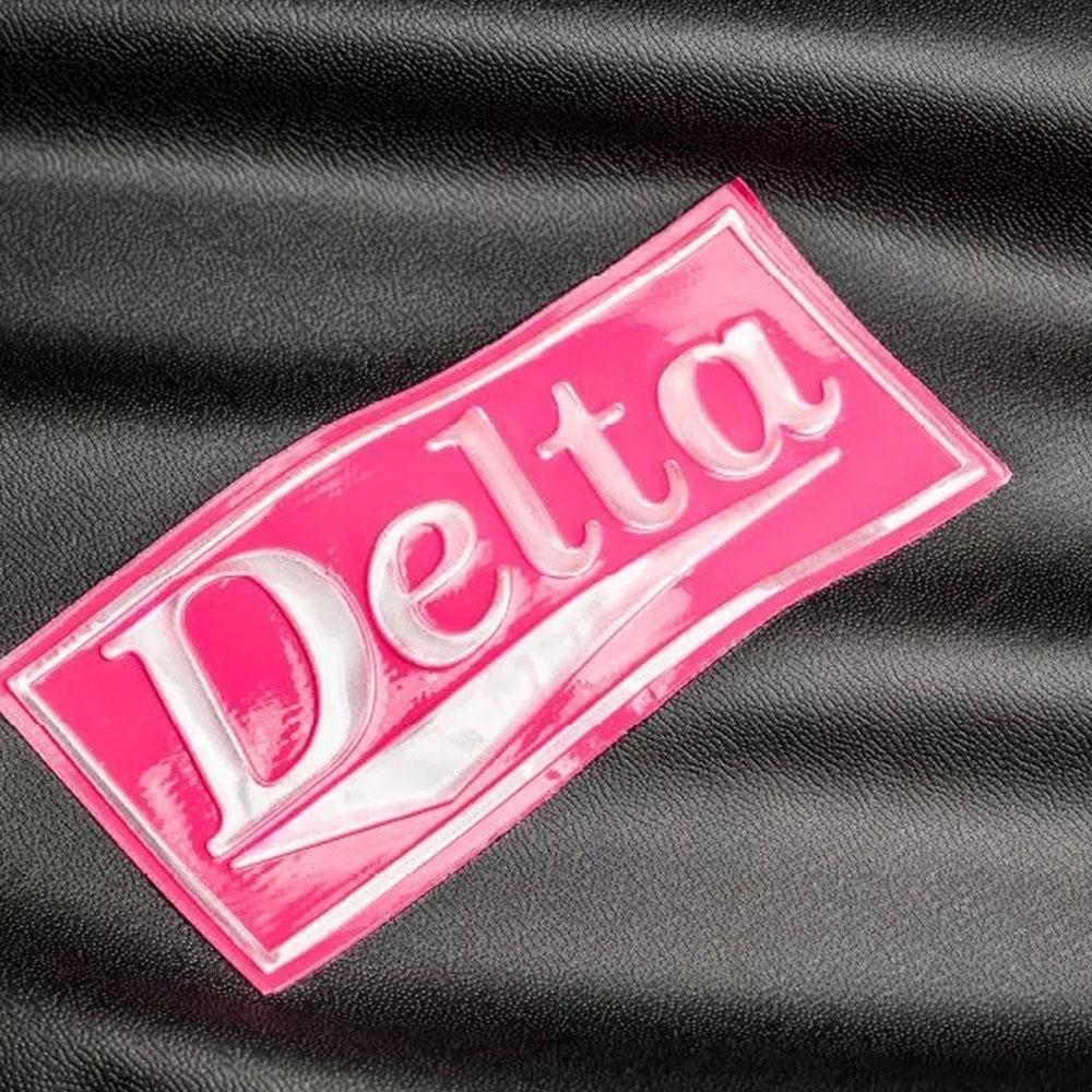 Jaqueta de Chuva Feminina Delta PVC Motociclista Ciclista