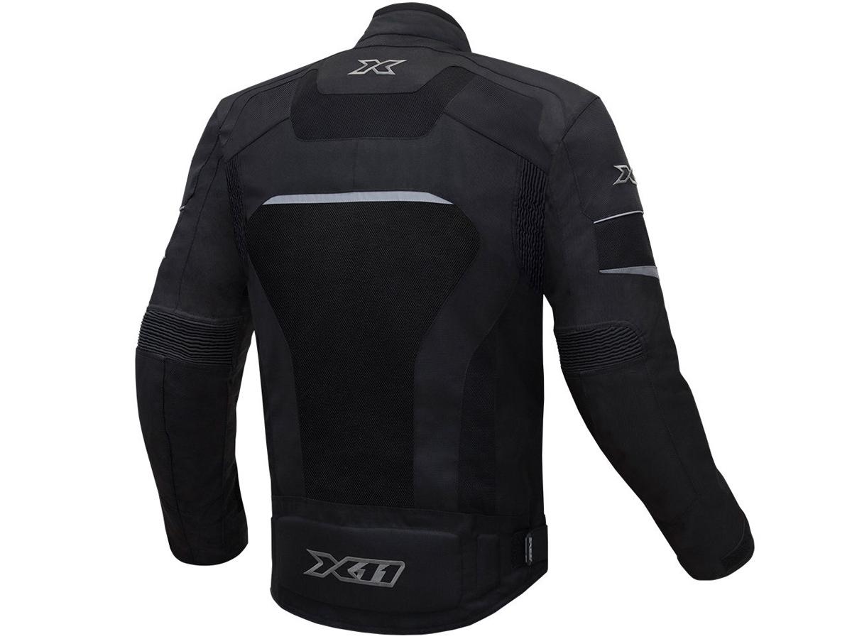 Jaqueta X11 Breeze Masculina + Calça X11 Breeze Masculina Ventilada Com Proteção