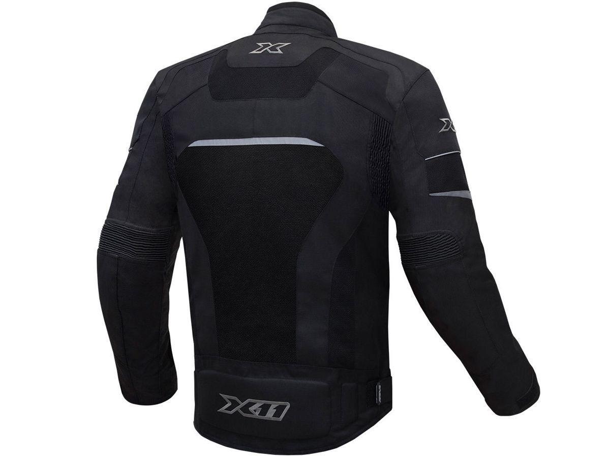 Jaqueta X11 Breeze Masculina Impermeável Motociclista Motoqueiro  - EPM Acessórios