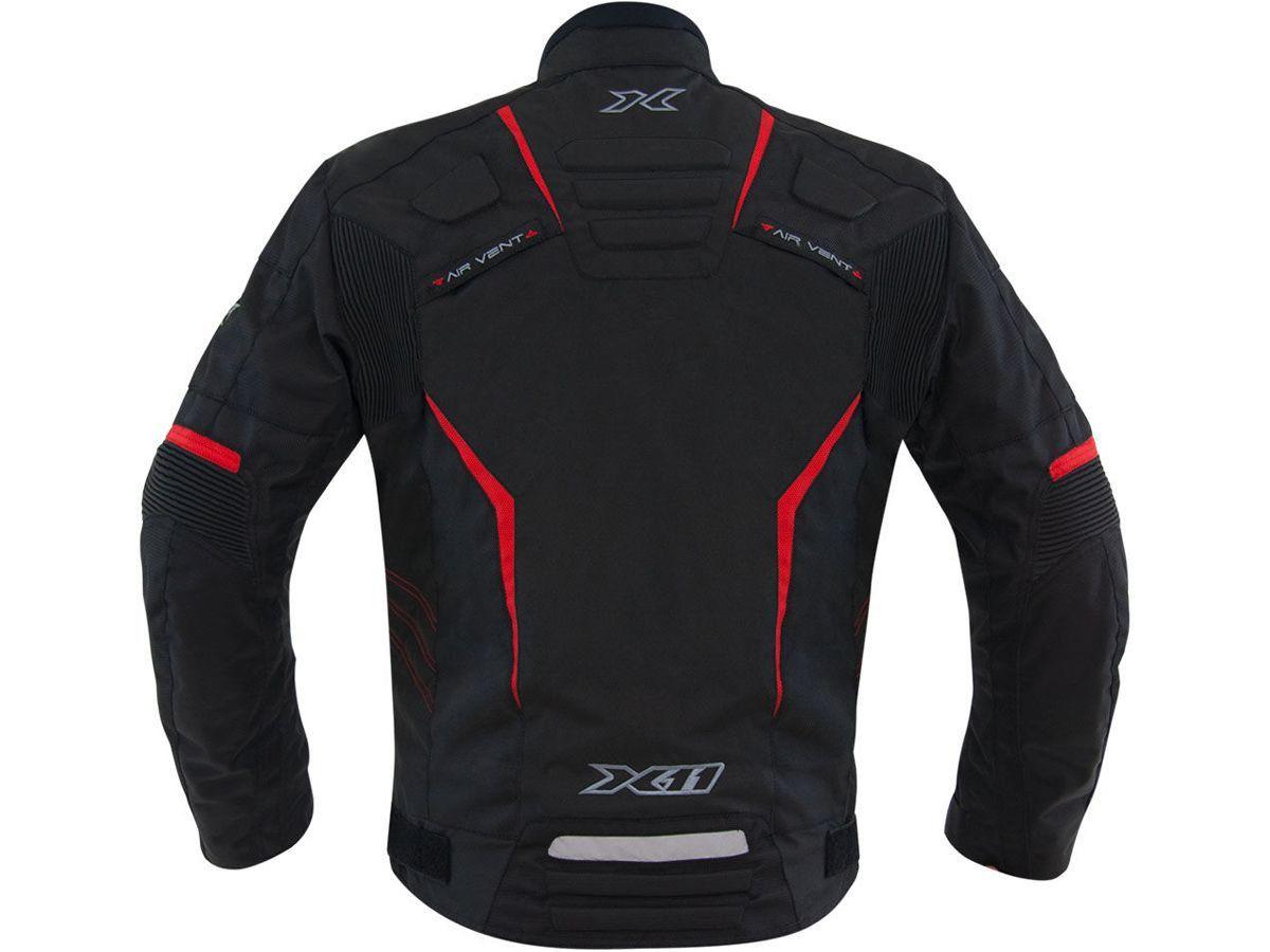 Jaqueta X11 Evo 3 Masculina Impermeável Motociclista Motoqueiro