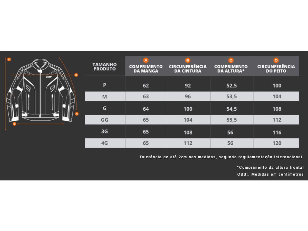 Jaqueta X11 Iron 2 Impermeável Nylon Feminina Rosa Motociclista  - EPM Acessórios