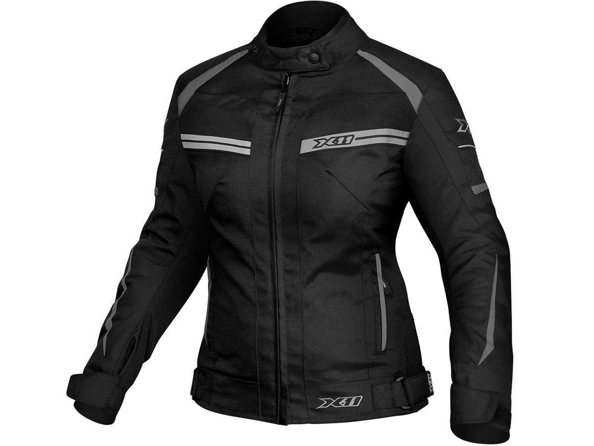 Jaqueta X11 One 2 Feminina Impermeável Motociclista