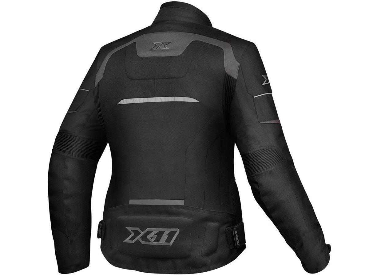 Jaqueta X11 One 2 Feminina Impermeável Motociclista   - EPM Acessórios