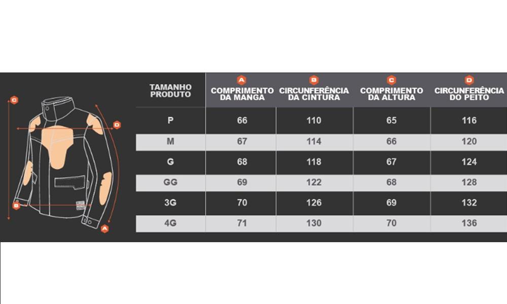 Jaqueta X11 Urban Pro Feminina Impermeável Motociclista  - EPM Acessórios