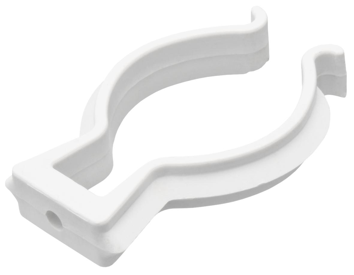 Kit Abraçadeira Para Lampada Tubular T8 + Soquete Para Lampada Tubular T8 Fluorescente ou Led  - EPM Acessórios