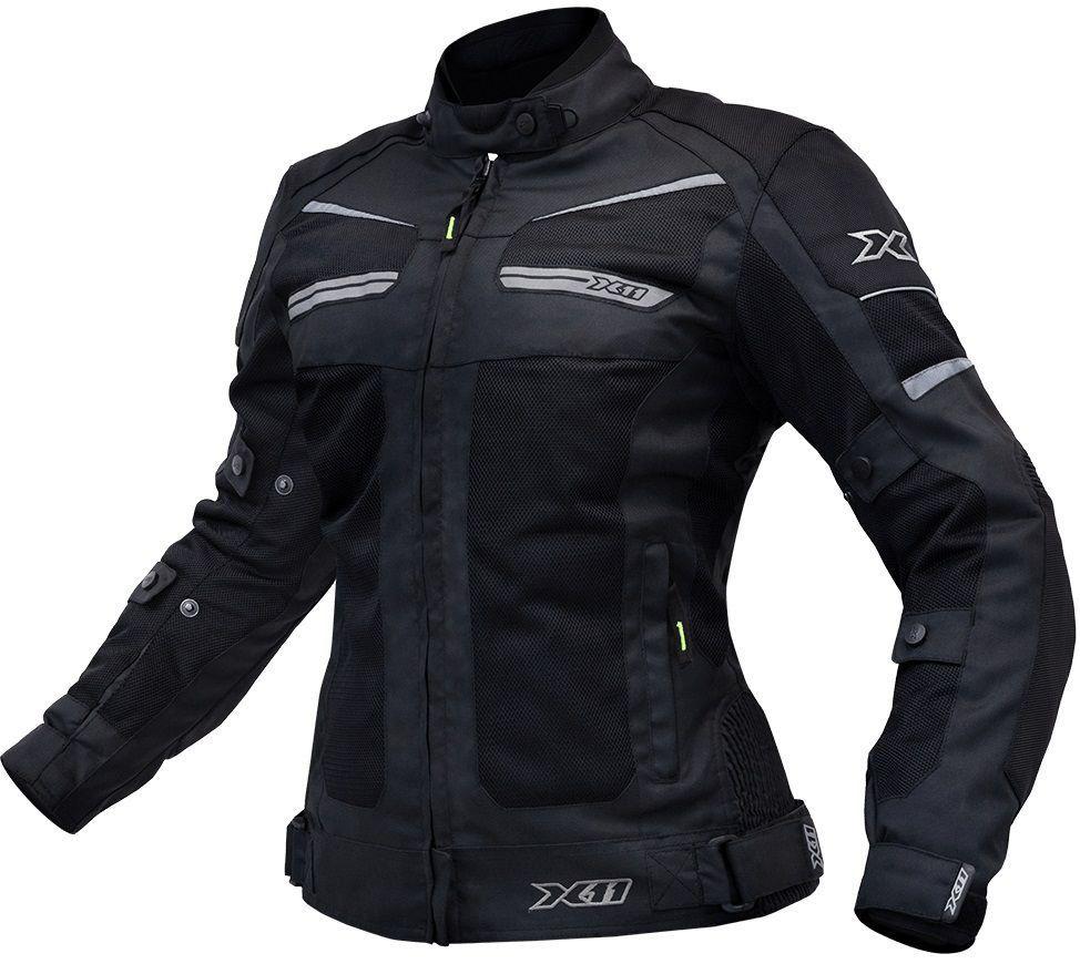 Jaqueta X11 Breeze Masculina + Jaqueta X11 Breeze Feminina Impermeável Motociclista