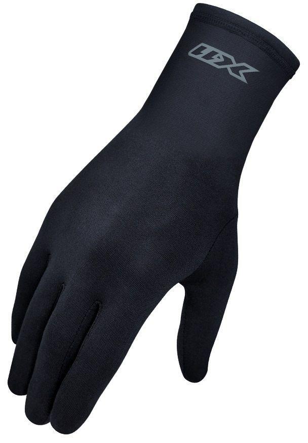 Kit Luva X11 Dry Supertech Impermeavel + Luva X11 Thermic Segunda Pele Motociclista
