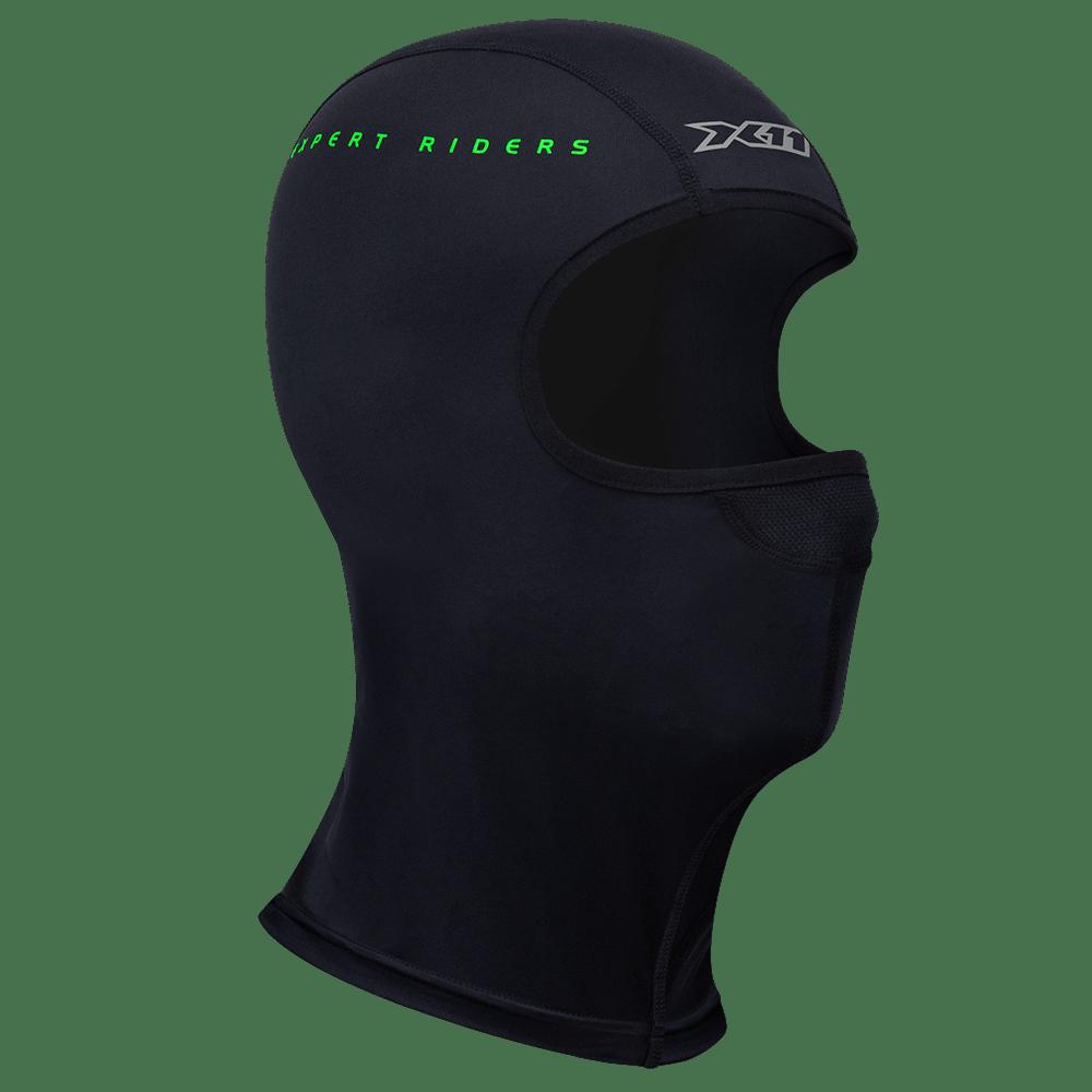 Kit Protetor De Pescoço Linha Pipa Cerol + Balaclava X11 Touca Ninja Motociclista