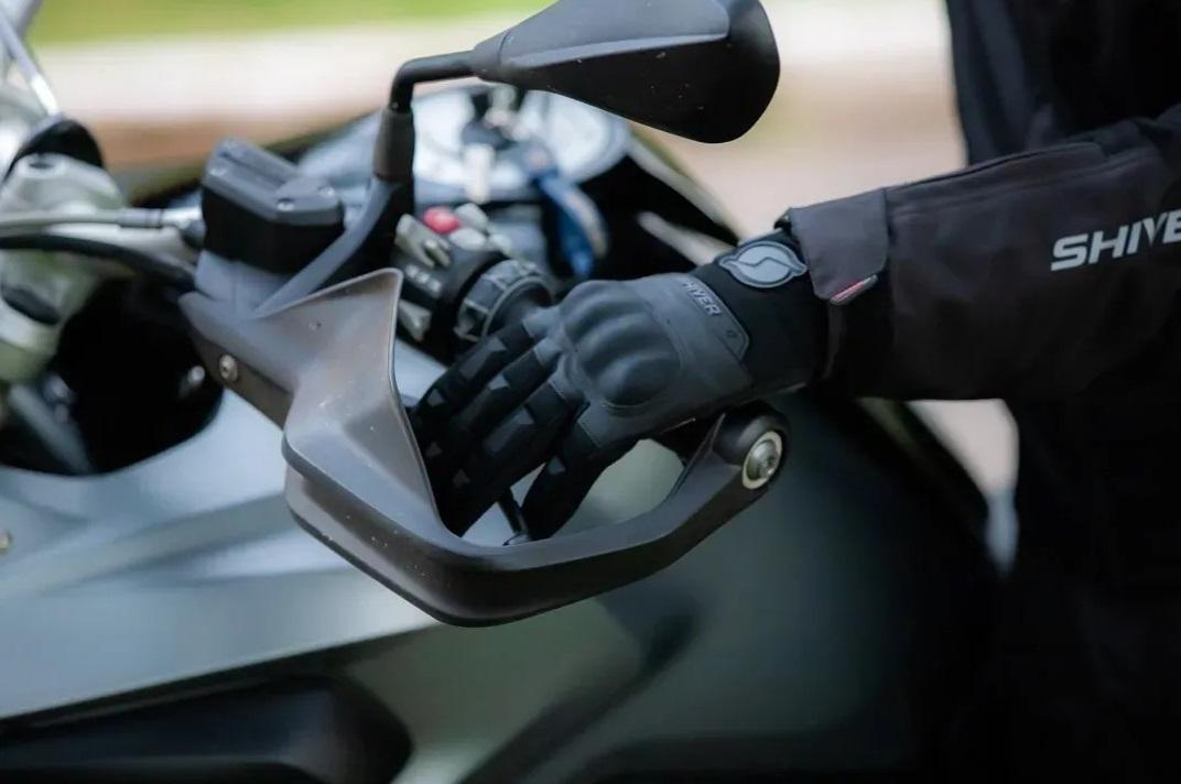Luva Shiver Dart Unissex Motociclista Motoqueiro Motoboy Ciclista Bike  - EPM Acessórios
