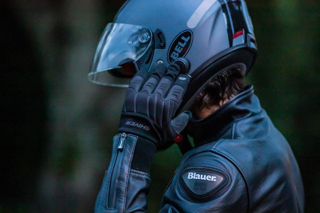 Luva Shiver Rocket Unissex Motociclista Motoqueiro Motoboy Ciclista Bike  - EPM Acessórios
