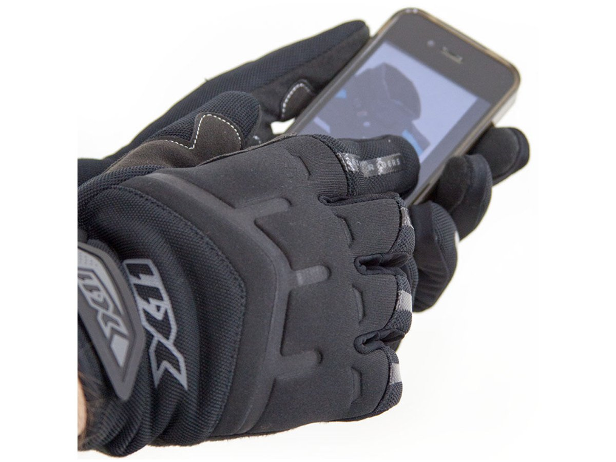 Luva X11 FIT X Masculina Com Função Touchscreen Motoqueiro Motociclista Ciclista Bike