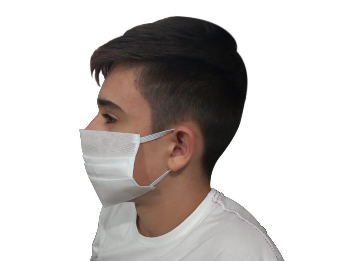 Máscara de Proteção Facial Á Prova d
