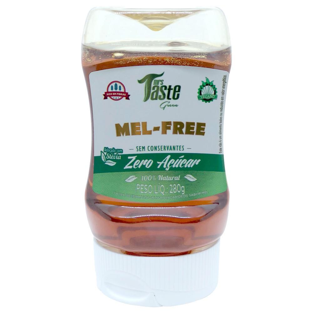 Mel Free Zero Sódio Zero Açúcar Rico em Fibras Mrs. Taste 280g  - EPM Acessórios