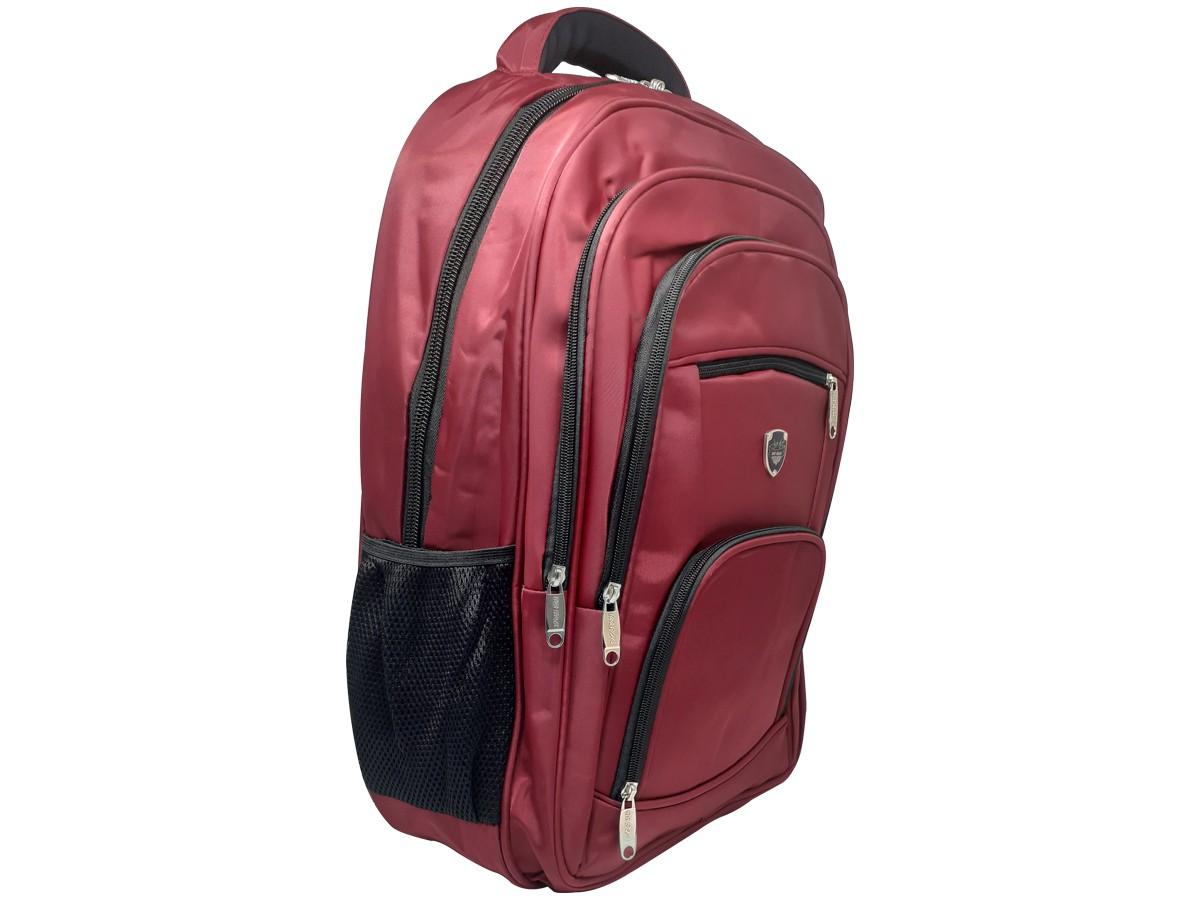 Mochila Bolsa Com Compartimento Para Notebook Laptop Com Proteção Reforço nas Alças e Tecido Resistente a Água