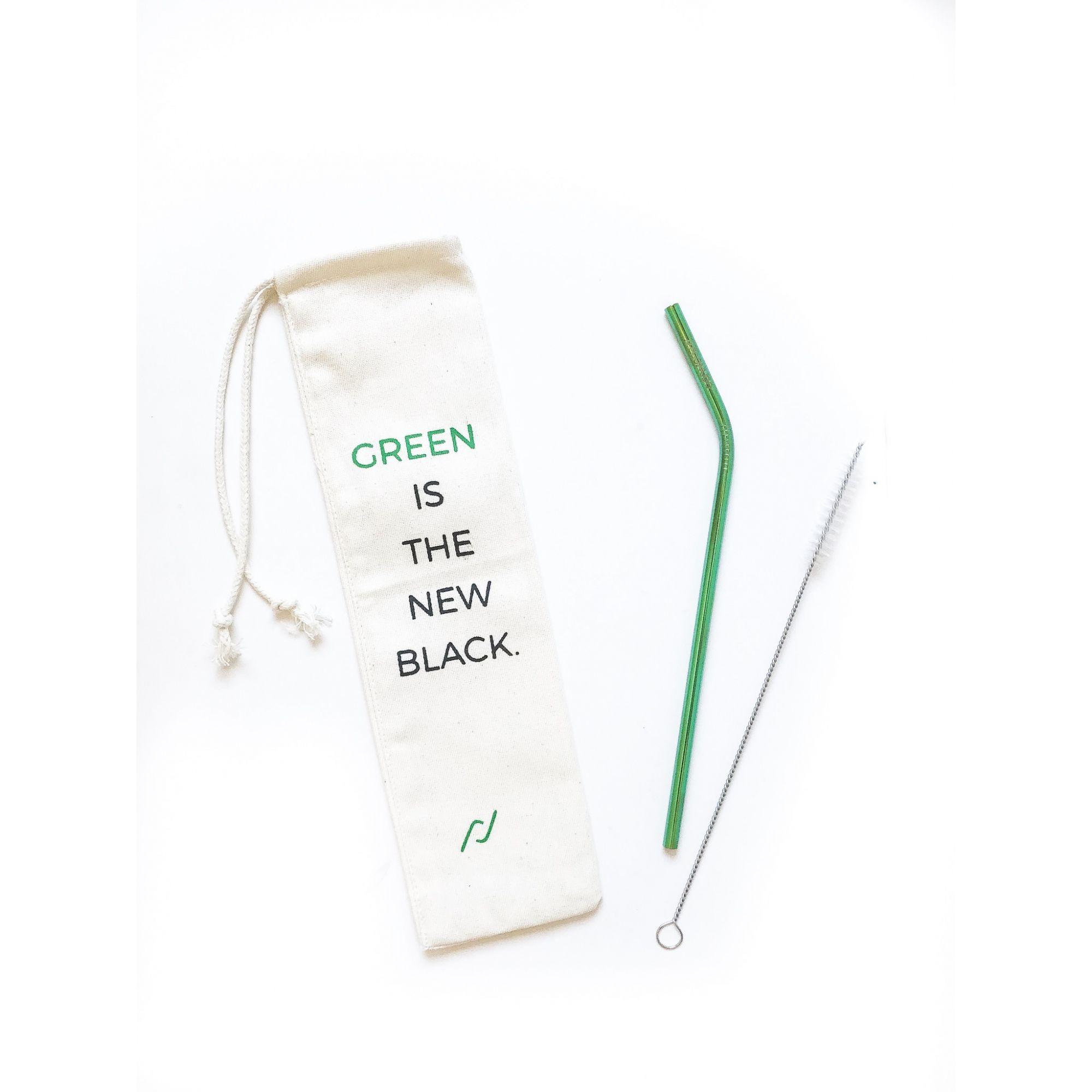 Kit To Go   Green is the new black [Edição Limitada]