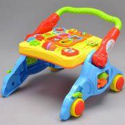 Andador Interativo Infantil com Som 4 Em 1  3001 - Maral