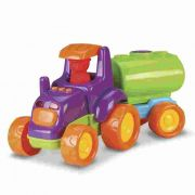Baby Truck Tratores Com Funcao - Tanque 0235