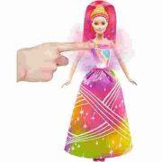 Barbie Princesas Luzes Arco Iris Dpp90